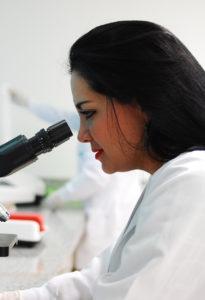 Lisa Barnheim, forskare på AstraZeneca